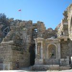 Side antike Stadt Türkei Torsten Thoms
